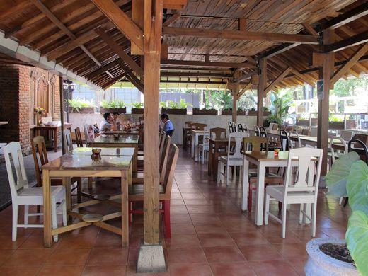 Kafe Cabe Rawit - dining area