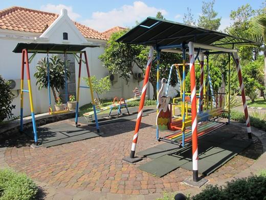 Hotel Casa D'Ladera - playground
