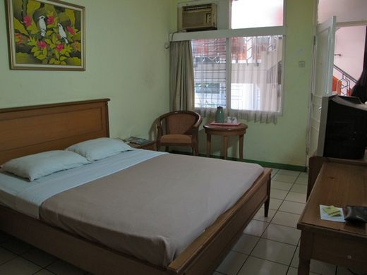 Chrysanta hotel Bandung - Executive room