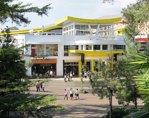 Cihampelas Walk Bandung - front of main building
