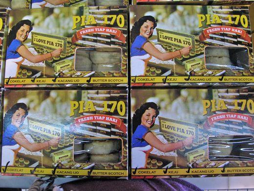 Kafetaria pia 170 dengan kombinasi rasa