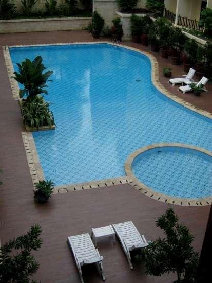 Palace Hotel_Kolam Renang