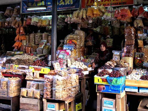 Pasar baru Bandung - oleh-oleh