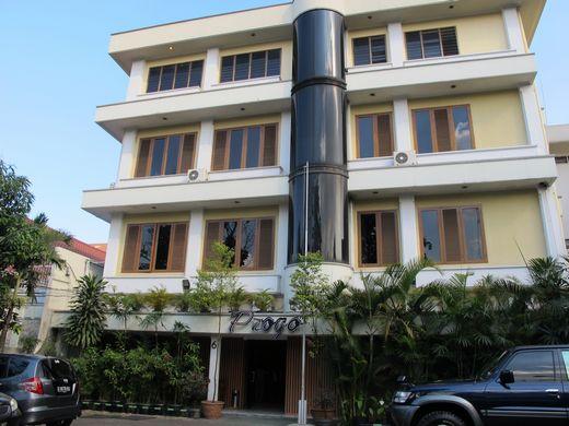 Progo Hotel - front