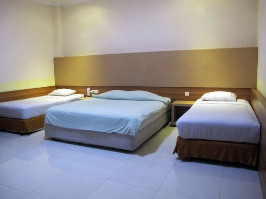 Hotel Progo - kamar Family