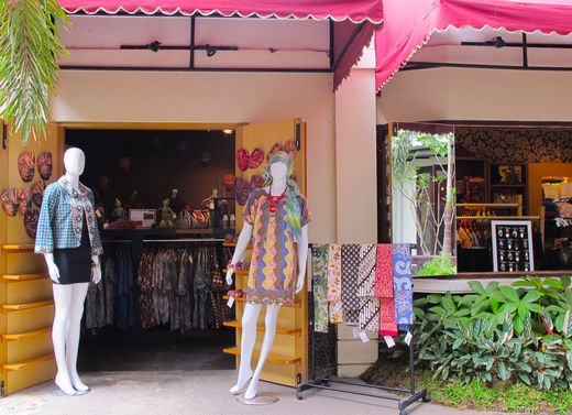 The Secret - batik shop
